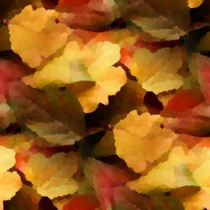 Click to get the codes for this image. Fall Leaves Seamless Painting, Plants and Leaves, Seasons  Fall Background, wallpaper or texture for Blogger, Wordpress, or any phone, desktop or blog.
