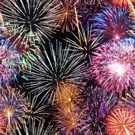 Click to get the codes for this image. Fireworks Tiled Background Wallpaper, Fourth of July, Patriotic, Holidays  New Years,  New Backgrounds, Fireworks Background, wallpaper or texture for, Blogger, Wordpress, or any web page, blog, desktop or phone.