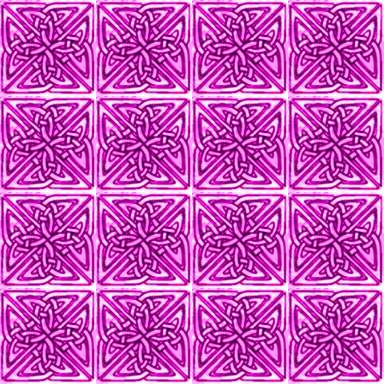 Click to get the codes for this image. Fuschia Celtic Squares Seamless Background Pattern, Patterns  Celtic, Colors  Pink, Ornate Background, wallpaper or texture for, Blogger, Wordpress, or any web page, blog, desktop or phone.