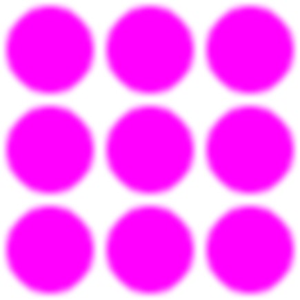 Click to get the codes for this image. Fuzzy Pink Circles, Patterns  Circles and Polkadots, Colors  Pink Background, wallpaper or texture for Blogger, Wordpress, or any phone, desktop or blog.