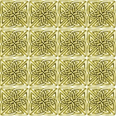 Click to get the codes for this image. Golden Celtic Squares Seamless Background Pattern, Patterns  Celtic, Colors  Yellow and Gold, Ornate Background, wallpaper or texture for, Blogger, Wordpress, or any web page, blog, desktop or phone.
