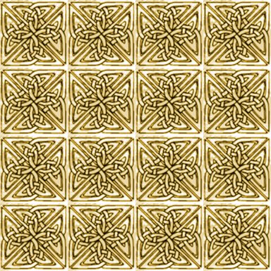Click to get the codes for this image. Golden Tan Celtic Squares Seamless Background Pattern, Patterns  Celtic, Colors  Brown, Ornate Background, wallpaper or texture for, Blogger, Wordpress, or any web page, blog, desktop or phone.