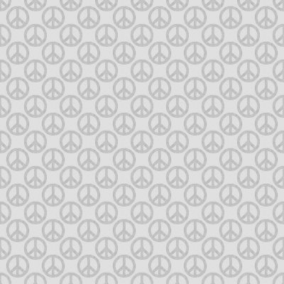 Click to get the codes for this image. Gray Peace Signs Background Seamless, Peace Signs, Colors  Grey and Monochrome Background, wallpaper or texture for Blogger, Wordpress, or any phone, desktop or blog.