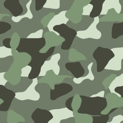 Free Green Camouflage Pattern | Pattern8 - Download Free Repeat