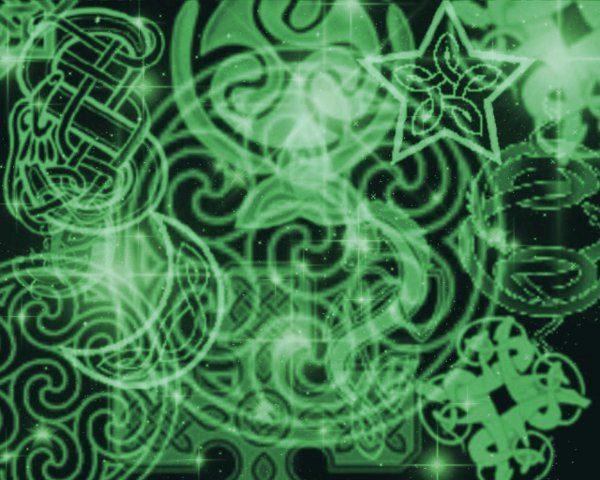 Click to get the codes for this image. Green Celtic Patterns With Stars Background 1280x1024, Patterns  Celtic, Colors  Green Background, wallpaper or texture for Blogger, Wordpress, or any phone, desktop or blog.