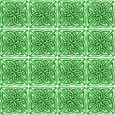 Click to get the codes for this image. Green Celtic Squares Seamless Background Pattern, Patterns  Celtic, Colors  Green, Ornate Background, wallpaper or texture for, Blogger, Wordpress, or any web page, blog, desktop or phone.
