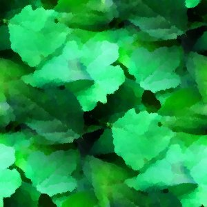 Click to get the codes for this image. Green Leaves Seamless Painting, Plants and Leaves, Patterns  Nature Inspired, Colors  Green Background, wallpaper or texture for Blogger, Wordpress, or any phone, desktop or blog.