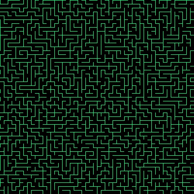 Click to get the codes for this image. Green Maze On Black Background Seamless, Patterns  Mazes, Colors  Green Background, wallpaper or texture for Blogger, Wordpress, or any phone, desktop or blog.