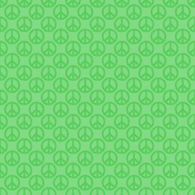Click to get the codes for this image. Green Peace Signs Background Seamless, Peace Signs, Colors  Green Background, wallpaper or texture for Blogger, Wordpress, or any phone, desktop or blog.