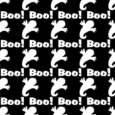 Click to get the codes for this image. Halloween Boo Ghosts Background Seamless, Halloween Background, wallpaper or texture for Blogger, Wordpress, or any phone, desktop or blog.