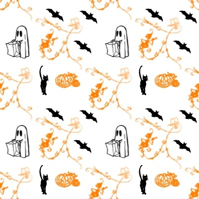 Click to get the codes for this image. Halloween Dingbats On White, Halloween Background, wallpaper or texture for Blogger, Wordpress, or any phone, desktop or blog.