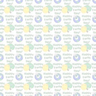 Click to get the codes for this image. Happy Earth Day Smileys Watermark, Earth Day Background, wallpaper or texture for Blogger, Wordpress, or any phone, desktop or blog.