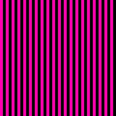 Click To Get The Codes For This Image Hot Pink And Black Vertical Stripes Background