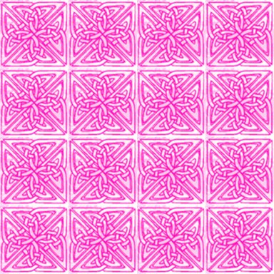 Click to get the codes for this image. Hot Pink Celtic Squares Seamless Background Pattern, Patterns  Celtic, Colors  Pink, Ornate Background, wallpaper or texture for, Blogger, Wordpress, or any web page, blog, desktop or phone.