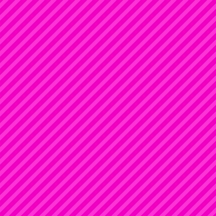 Pink Diagonal Stripes