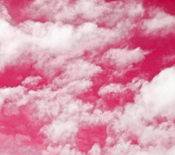 Click to get the codes for this image. Hot Pink Sky Background With Clouds 1800x1600, Sky, Colors  Pink Background, wallpaper or texture for Blogger, Wordpress, or any phone, desktop or blog.