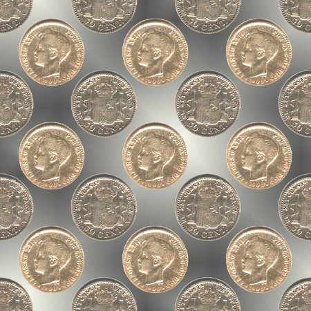 Click to get the codes for this image. Italian Coins Background Seamless, Money and Coins Background, wallpaper or texture for, Blogger, Wordpress, or any web page, blog, desktop or phone.