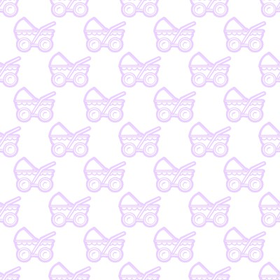 Click to get the codes for this image. Lavender Baby Strollers Background Seamless, Babies  Maternity Background, wallpaper or texture for any blog, web page, phone or desktop