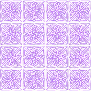 Click to get the codes for this image. Lavender Celtic Squares Seamless Background Pattern, Patterns  Celtic, Colors  Purple, Ornate Background, wallpaper or texture for, Blogger, Wordpress, or any web page, blog, desktop or phone.