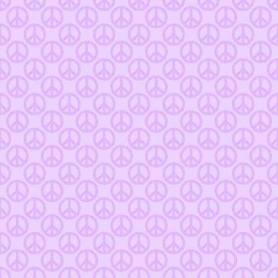 Click to get the codes for this image. Lavender Peace Signs Background Seamless, Peace Signs, Colors  Purple Background, wallpaper or texture for Blogger, Wordpress, or any phone, desktop or blog.