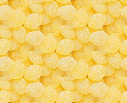 Click to get the codes for this image. Lemon Drops Candy, Candy and Food, Colors  Yellow and Gold Background, wallpaper or texture for, Blogger, Wordpress, or any web page, blog, desktop or phone.