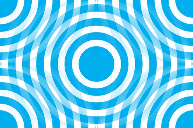 Click to get the codes for this image. Light Blue And White Interlocking Concentric Circles, Patterns  Circles and Polkadots, Colors  Blue Background, wallpaper or texture for Blogger, Wordpress, or any phone, desktop or blog.