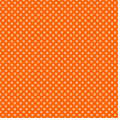 Click to get the codes for this image. Light Orange Mini Dots On Orange, Patterns  Circles and Polkadots, Colors  Orange Background, wallpaper or texture for Blogger, Wordpress, or any phone, desktop or blog.