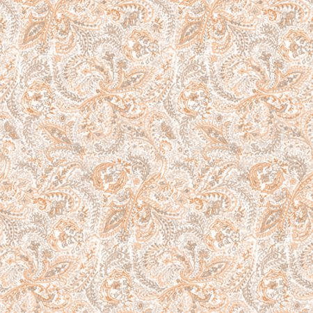 Click to get the codes for this image. Light Orange Paisley Background Seamless, Cloth Patterns, Paisleys, Colors  Orange Background, wallpaper or texture for Blogger, Wordpress, or any phone, desktop or blog.