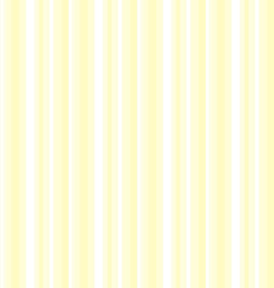 Lemon and grey striped wallpaper