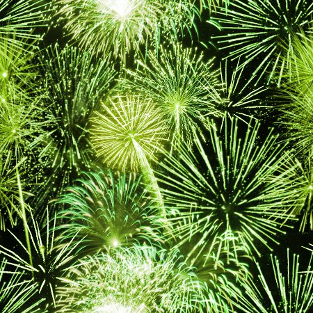 Click to get the codes for this image. Lime Green Fireworks Tiled Background Wallpaper, Holidays  New Years,  New Backgrounds, Fireworks, Colors  Green Background, wallpaper or texture for, Blogger, Wordpress, or any web page, blog, desktop or phone.