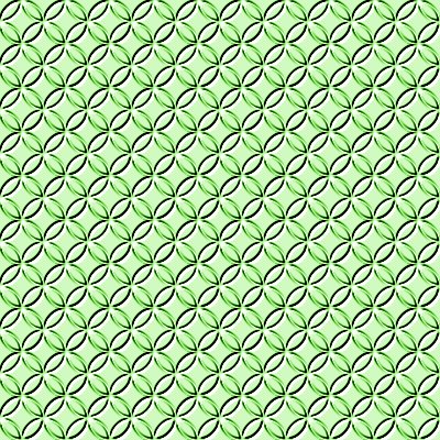Click to get the codes for this image. Lime Green Interlocking Circles Indented Background Seamless, Patterns  Circles and Polkadots, Beveled  Indented, Colors  Green Background, wallpaper or texture for, Blogger, Wordpress, or any web page, blog, desktop or phone.