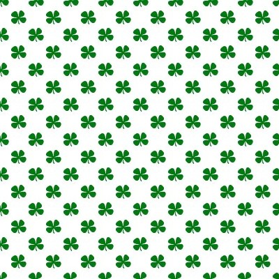 Click to get the codes for this image. Little Shamrocks, Saint Patrick's Day, Colors  Green Background, wallpaper or texture for Blogger, Wordpress, or any phone, desktop or blog.