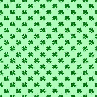 Click to get the codes for this image. Little Shamrocks On Green, Saint Patrick's Day, Colors  Green Background, wallpaper or texture for Blogger, Wordpress, or any phone, desktop or blog.