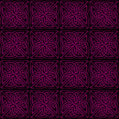 Click to get the codes for this image. Magenta On Black Celtic Squares Seamless Background Pattern, Patterns  Celtic, Colors  Pink, Ornate Background, wallpaper or texture for, Blogger, Wordpress, or any web page, blog, desktop or phone.