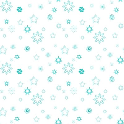 Click to get the codes for this image. Mini Aqua Snowflakes On White, Snowflakes, Colors  Aqua, Seasons  Winter Background, wallpaper or texture for Blogger, Wordpress, or any phone, desktop or blog.
