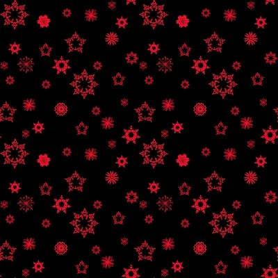Click to get the codes for this image. Mini Red Snowflakes On Black, Snowflakes, Colors  Red, Seasons  Winter Background, wallpaper or texture for Blogger, Wordpress, or any phone, desktop or blog.