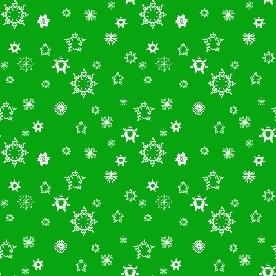 Click to get the codes for this image. Mini White Snowflakes On Green, Seasons  Winter, Snowflakes, Colors  Green Background, wallpaper or texture for Blogger, Wordpress, or any phone, desktop or blog.