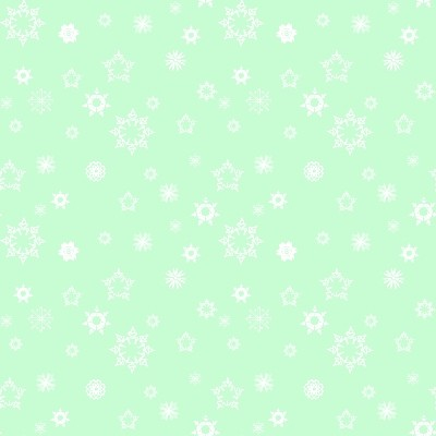 Click to get the codes for this image. Mini White Snowflakes On Light Green, Seasons  Winter, Snowflakes, Colors  Green Background, wallpaper or texture for Blogger, Wordpress, or any phone, desktop or blog.