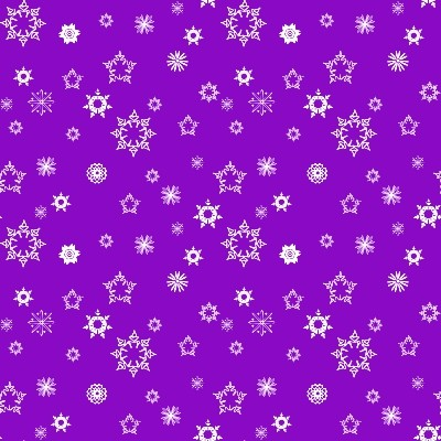 Click to get the codes for this image. Mini White Snowflakes On Purple, Snowflakes, Colors  Purple, Seasons  Winter Background, wallpaper or texture for Blogger, Wordpress, or any phone, desktop or blog.