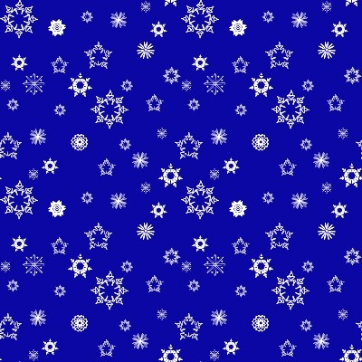 Click to get the codes for this image. Mini White Snowflakes On Royal Blue, Seasons  Winter, Snowflakes, Colors  Blue Background, wallpaper or texture for Blogger, Wordpress, or any phone, desktop or blog.