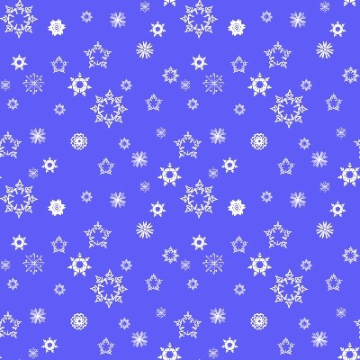 Click to get the codes for this image. Mini White Snowflakes On Periwinkle, Seasons  Winter, Snowflakes, Colors  Blue Background, wallpaper or texture for Blogger, Wordpress, or any phone, desktop or blog.
