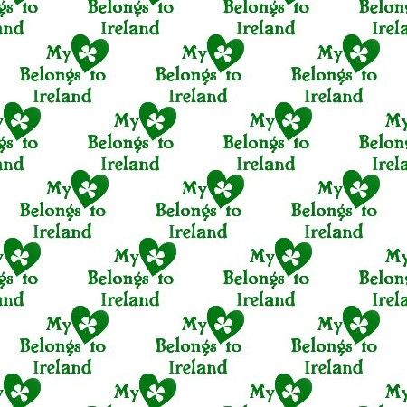 Click to get the codes for this image. My Heart Belongs To Ireland, Saint Patrick's Day Background, wallpaper or texture for Blogger, Wordpress, or any phone, desktop or blog.