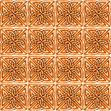 Click to get the codes for this image. Orange Celtic Squares Seamless Background Pattern, Patterns  Celtic, Colors  Orange, Ornate Background, wallpaper or texture for, Blogger, Wordpress, or any web page, blog, desktop or phone.