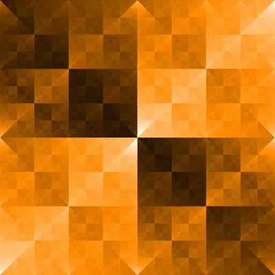 Click to get the codes for this image. Orange Sierpinski Square Fractal Background Seamless, Fractals and Fractal Patterns, Patterns  Diamonds and Squares, Colors  Orange Background, wallpaper or texture for Blogger, Wordpress, or any phone, desktop or blog.