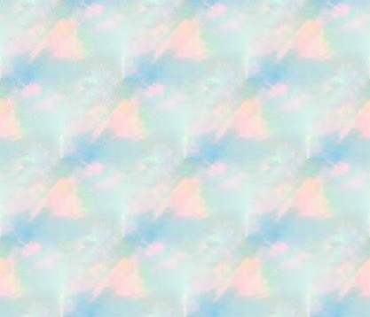 Diamond Pastel Wallpaper Pastel Opal Pattern
