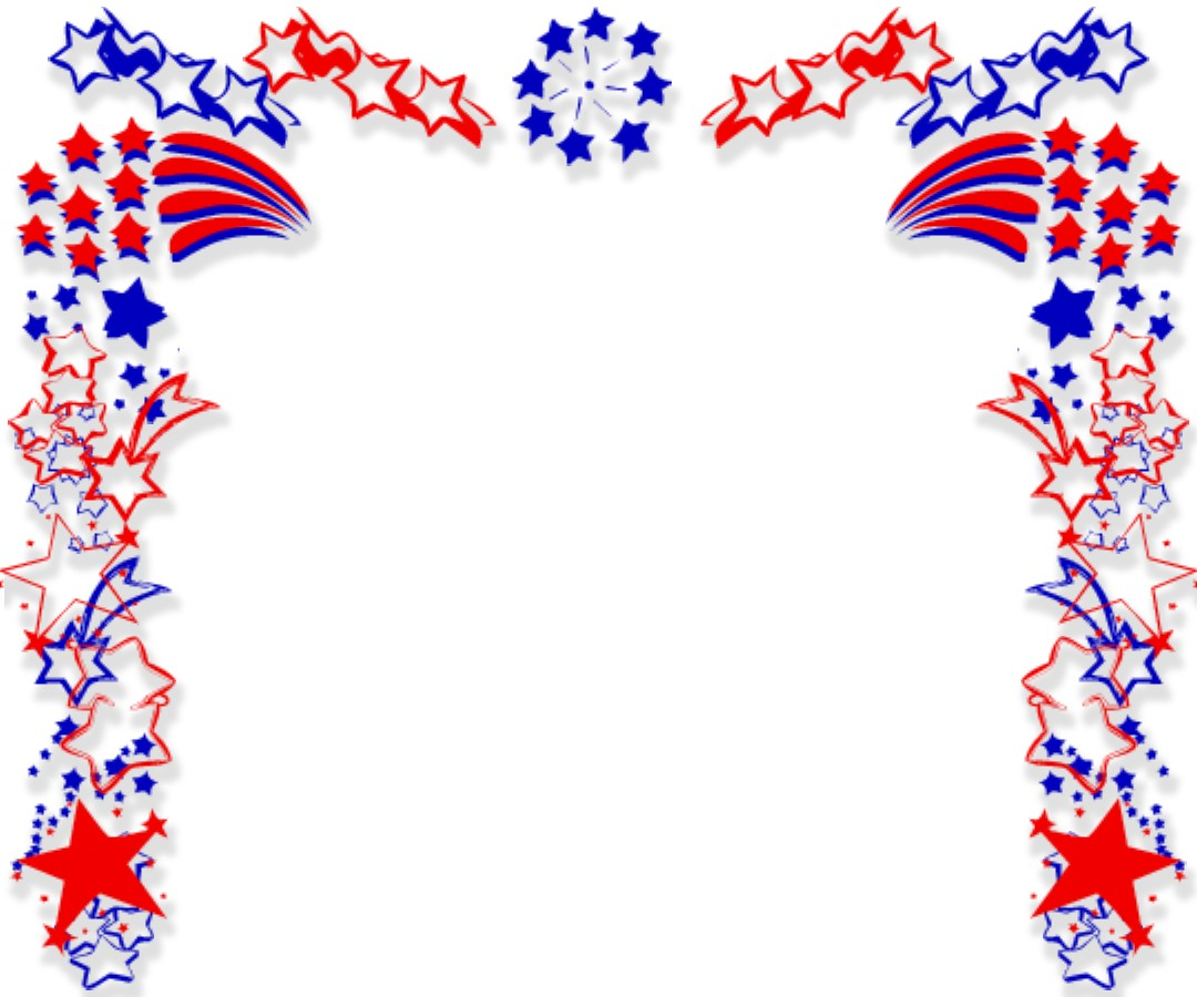 Click to get the codes for this image. Patriotic Border, Patriotic, Fourth of July Background, wallpaper or texture for, Blogger, Wordpress, or any web page, blog, desktop or phone.