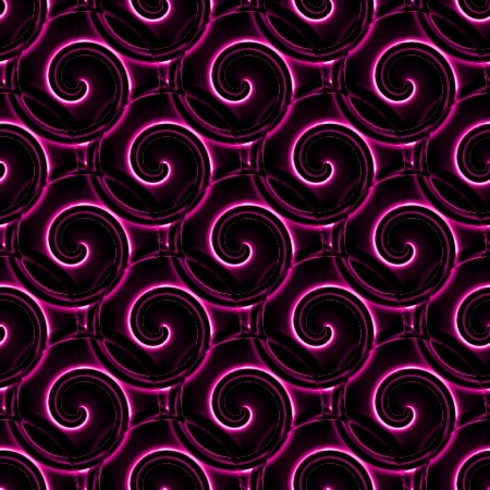 Click to get the codes for this image. Pink And Black Spirals, Patterns  Spirals and Swirls, Colors  Pink Background, wallpaper or texture for Blogger, Wordpress, or any phone, desktop or blog.