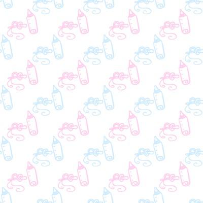 Crochet pattern for milk bottle - YouTube