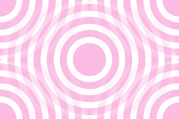 Click to get the codes for this image. Pink And White Interlocking Concentric Circles, Patterns  Circles and Polkadots, Colors  Pink Background, wallpaper or texture for Blogger, Wordpress, or any phone, desktop or blog.