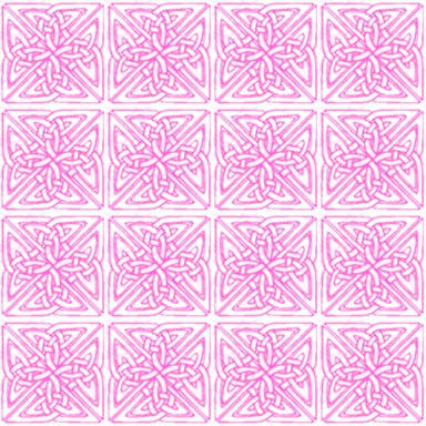 Click to get the codes for this image. Pink Celtic Squares Seamless Background Pattern, Patterns  Celtic, Colors  Pink, Ornate Background, wallpaper or texture for, Blogger, Wordpress, or any web page, blog, desktop or phone.